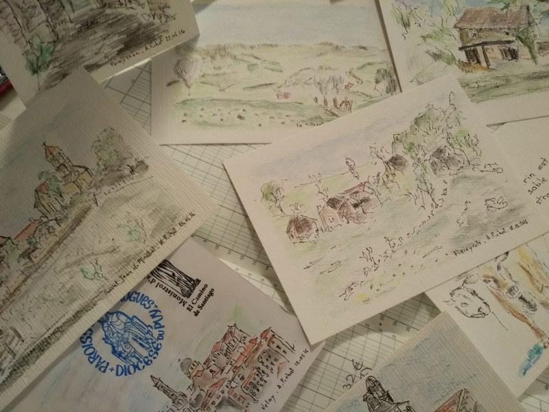 Les cartes d'Alain LQ 2