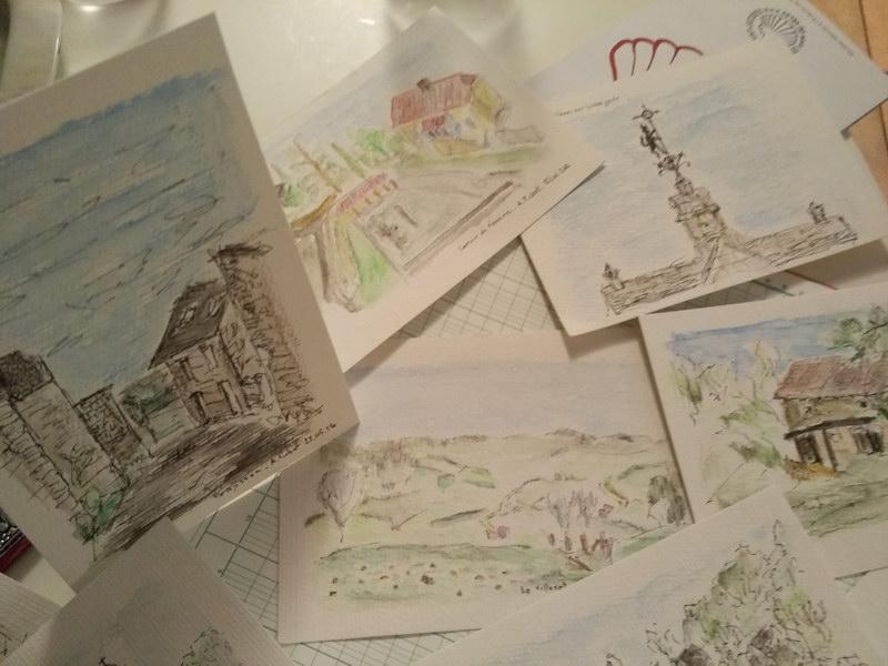 Les cartes d'Alain LQ 3